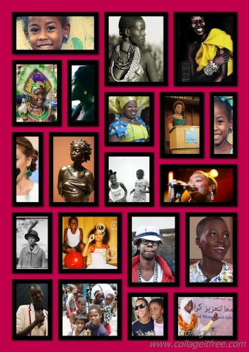 ways to fight colorism with technology Collageit collage